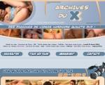Cliquez ici pour visiter Archives du X